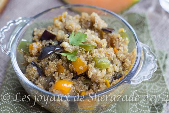 recette de quinoa facile