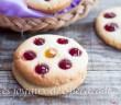 recette de biscuit à la confiture