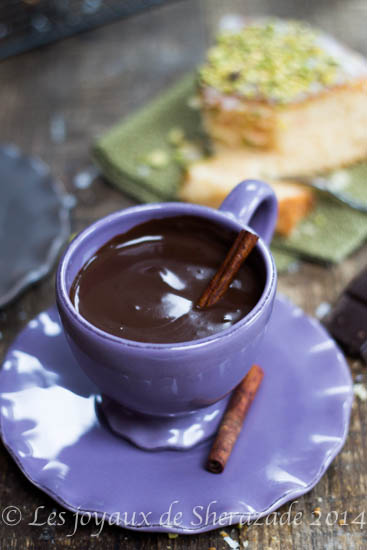 chocolat chaud facile rapide