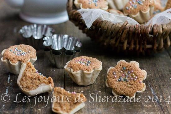 Knidlettes gâteau algérien traditionnel