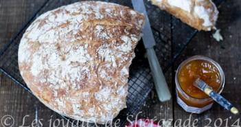 pain maison en cocotte