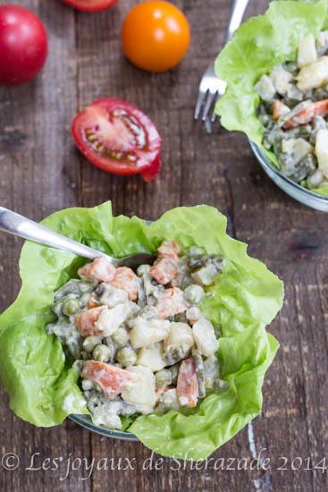 macédoine de légumes facile rapide