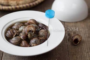 comment cuire les escargots