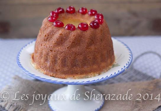 Gâteau de Compiègne