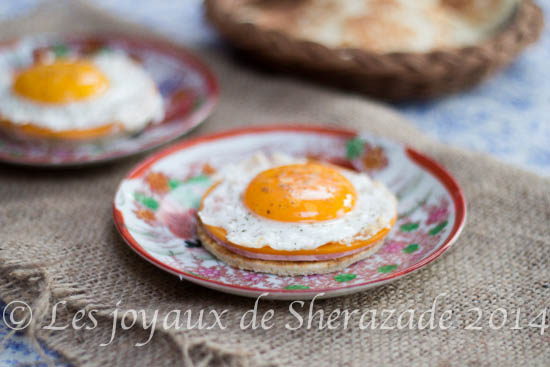 Recette blinis : blinis madame