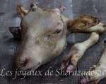 Comment nettoyer la tête et les pieds de mouton ( bouzelouf )