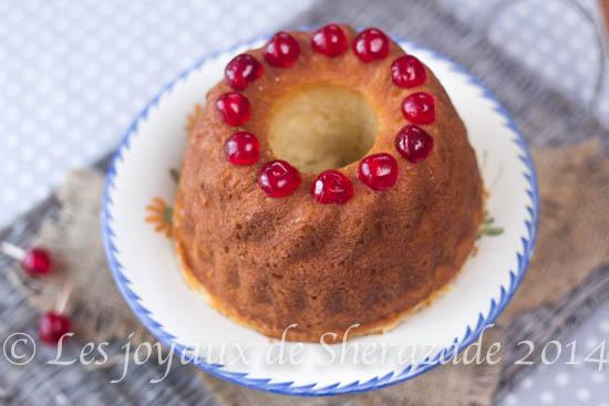 gâteau compiègne facile