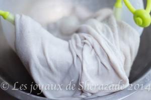 Comment nettoyer douara, bekbouka ( tripes de mouton )