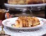gâteau renversé aux poires et gingembre