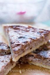 tarte aux oignons facile