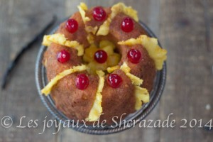 gâteau compiègne, recette de Mercotte