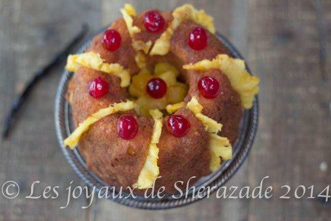 Gâteau de compiègne, recette de Mercotte