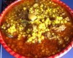 recette de berkoukes algérien