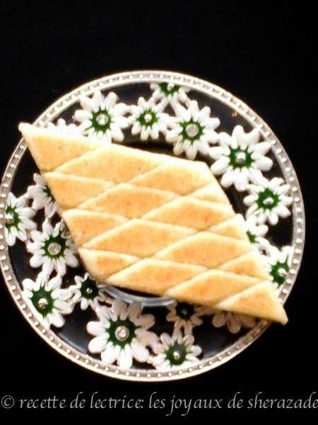 gateau algérien aux dattes