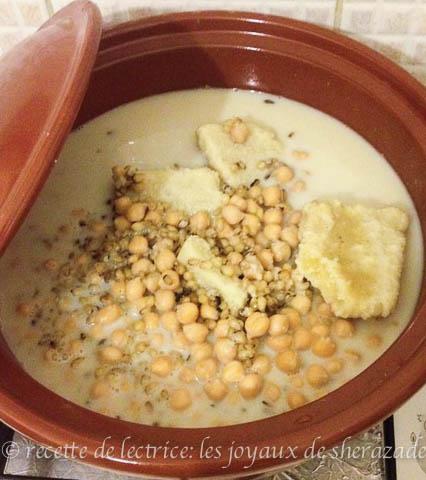 Boukhabouz , cuisine traditionnelle constantinoise