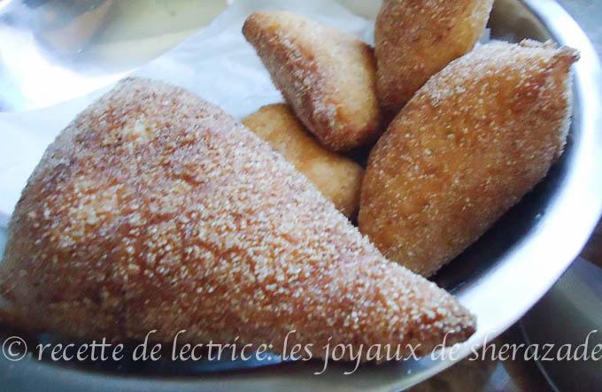 Pain kabyle matlouh frit , Thamthounte