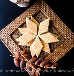 bradj recette algérienne facile