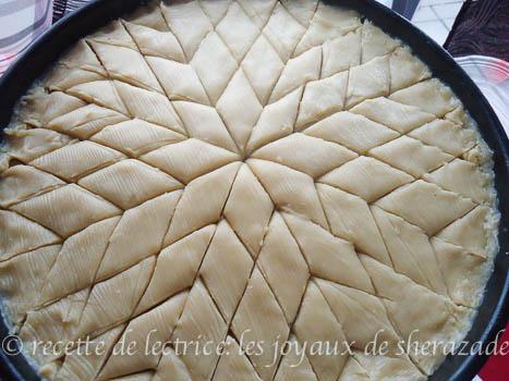 recette baklawa algérienne