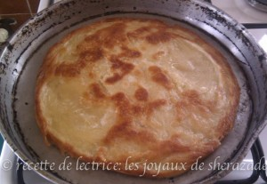 recette algérienne msemmen