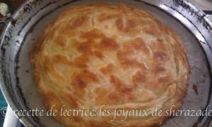 msemmen recette algerienne