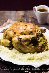 recette de poulet roti