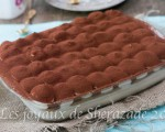 tiramisu : recette tiramisu facile