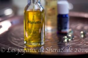 huile de jojoba pour le visage et les cheveux