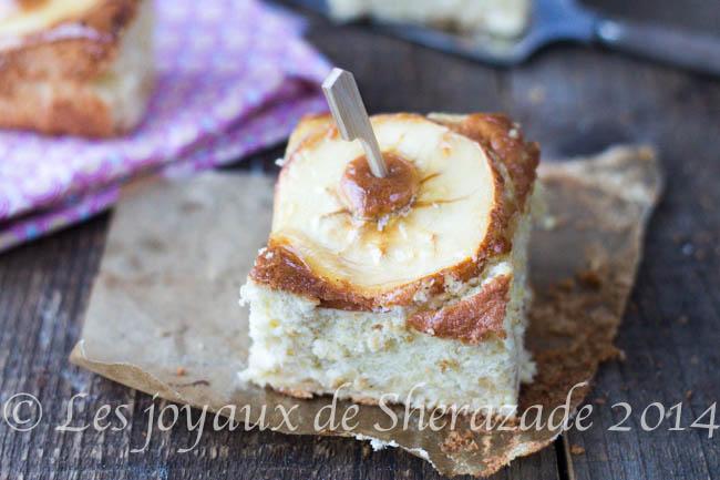 recette du gâteau guillaume tell