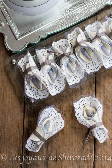 gateau algérien pour mariage