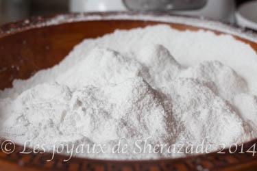 tcharak au sucre glace