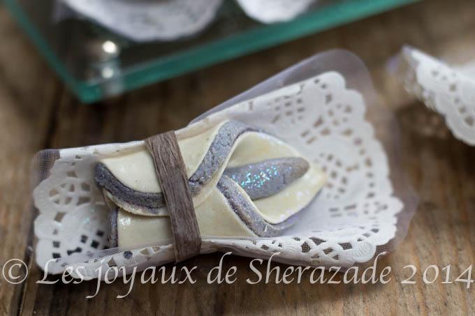 gateau algérien aux amandes