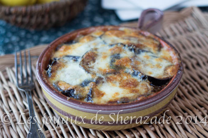 recette de gratin d 39 aubergines. Black Bedroom Furniture Sets. Home Design Ideas