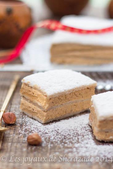 recette facile de gâteau russe