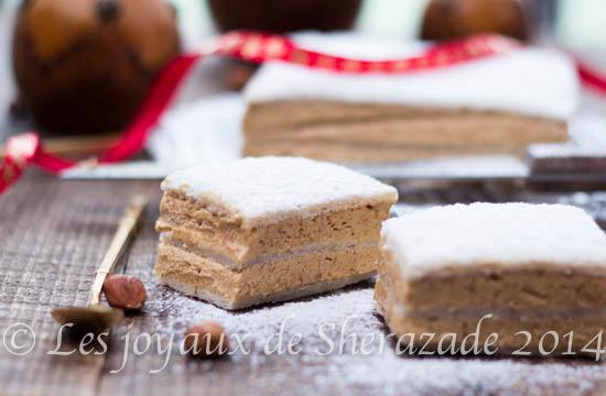 recette du gâteau russe