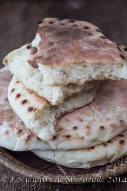 pain algérien facile