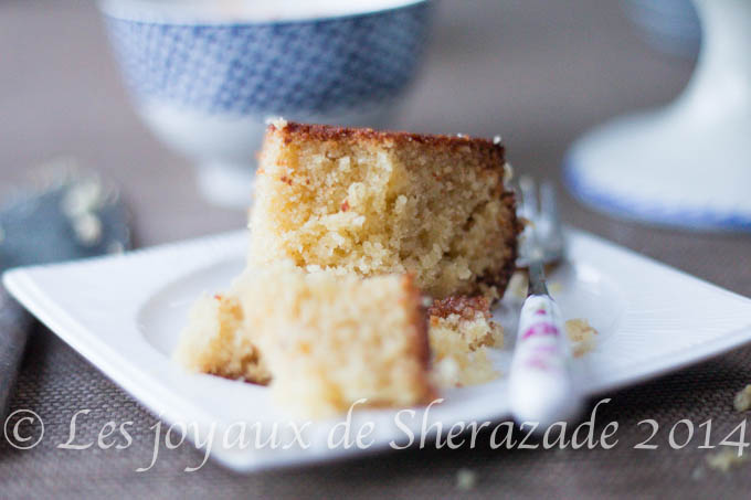 recette de gâteau aux épices