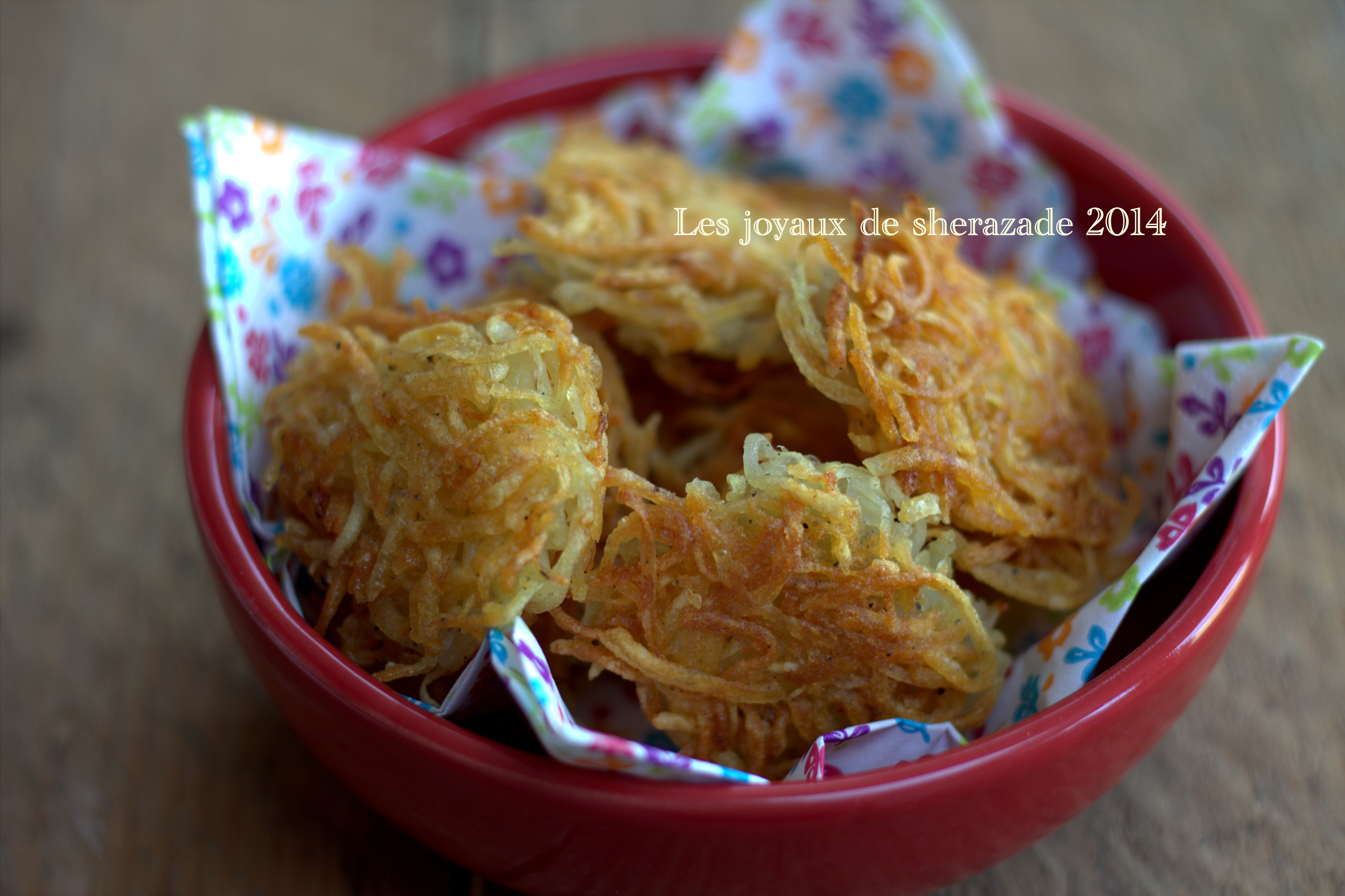 Râpée de pommes de terre