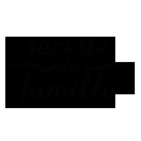 Concours recette de famille, les participations  et le vote