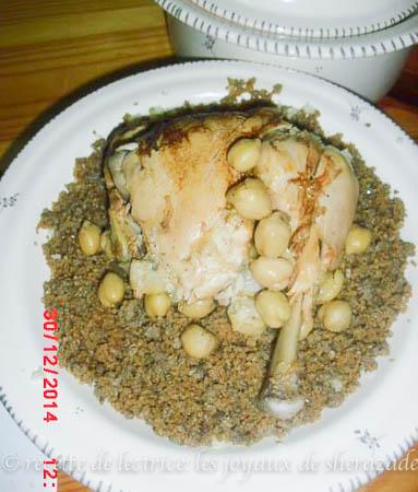 Couscous de Mostaganem