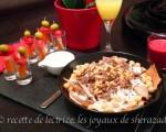 cuisine libanaise : fateh