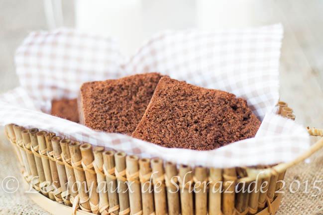 Gâteau au yaourt et chocolat extra moelleux
