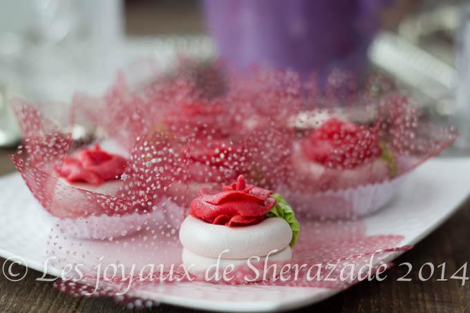 gâteau algérien, el fanid