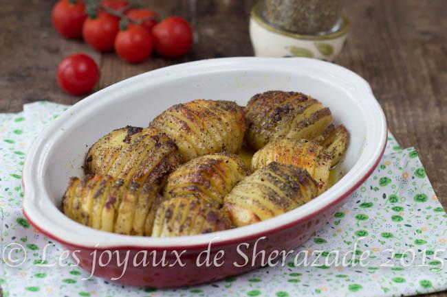 Pommes de terre rôties au four à la suédoise