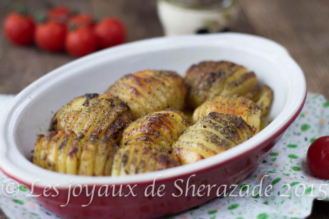 recette de pommes de terre suédoises
