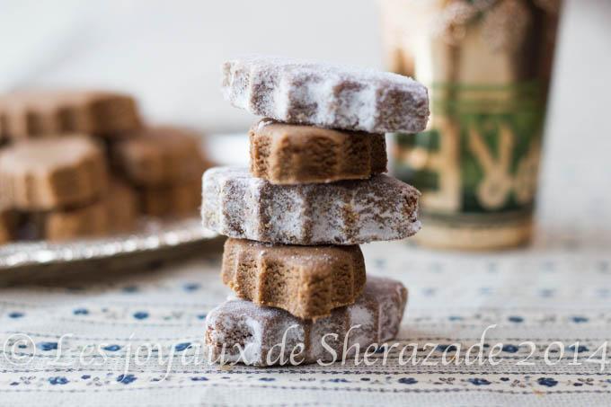 Gâteau algérien à la bsissa