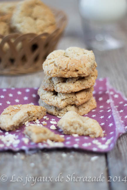 biscuit au son d'avoine