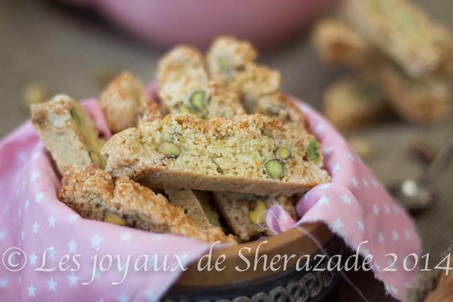 croquant aux pistaches