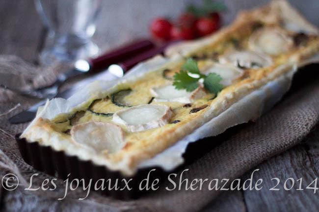 Quiche - gratin - tarte - pizza / recette pour Ramadan