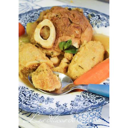 recette de osbane kabyle