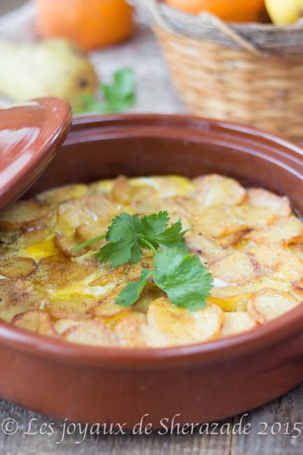 cuisine algérienne, recette facile